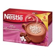 Nestle Hot Cocoa Mix Mini Marshmallow, 4.27 Ounce -- 12 per case.