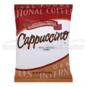 General Foods International White Chocolate Caramel Instant Coffee Drink, 12 Pound -- 1 each.