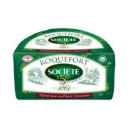 Societe Roquefort Cheese, 2.8 Pound -- 2 per case.