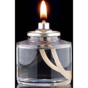 Hollowick High Light 18 Hour Liquid Wax Candle Fuel Cell, 2 1/4 inch Height x 2 inch Dia -- 60 per case.