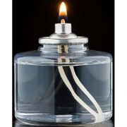 Hollowick 30 Hour Liquid Wax Candle Fuel Cell, 2 1/4 inch Height x 2 3/8 inch Dia -- 48 per case.