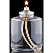 Hollowick 50 Hour Liquid Wax Candle Fuel Cell, 2 5/8 inch Height x 2 7/16 inch Dia -- 36 per case.