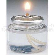 Hollowicks Liquid Tealight Disposable Fuel Cell, 13/16 inch Height -- 180 per case.