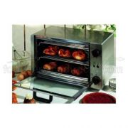 Equipex Windstar Quarter Size Countertop Convection Oven - 1PH, 18 1/2 x 17 x 10 inch -- 1 each.