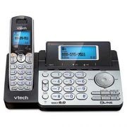 Vtech Two-Line Expandable Cordless Phone with Answering System
