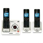 Vtech LS6425-3 DECT 6.0 Cordless Voice Announce Answering System
