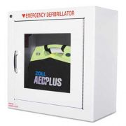 ZOLL AED Wall Cabinet, 17w x 9 1/2d x 17h, White