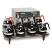 Bunn O Matic AXIOM 12 Cup Digital Automatic Coffee Brewer, 20.5 x 30.3 x 17.7 inch -- 1 each.