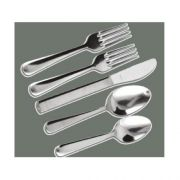 Winco Windsor 18/0 Stainless Steel Heavy Weight Teaspoon, 6.1 inch Length -- 12 per case.