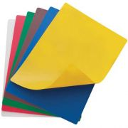 Winco 6 Colors Flexible Cutting Mat Set, 12 x 18 inch -- 6 set per case.