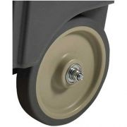 Winco Caster for IIC-29, 8 inch -- 1 each.