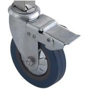 Winco Replacement Caster with Brake for SUC-30 -- 4 per case.