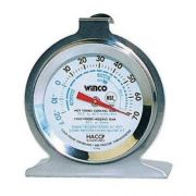 Winco Dial Freezer/Refrigerator Thermometer, 2 inch -- 1 each.