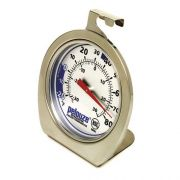 Pelouze Equipment Monitoring Refrigerator Freezer Thermometer -- 1 each.