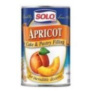 Solo Italia Apricot Cake and Pastry Filling, 12 Ounce --12 per case.