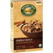 Natures Path Organic Heritage Crunch Cereal, 14 Ounce -- 12 per case.