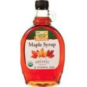 Field Day Organic Grade B Maple Syrup, 12 Ounce -- 12 per case.