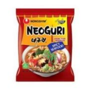 Nong Shim Neoguri Spicy Seafood Noodle Soup, 4.2 Ounce -- 10 per case.