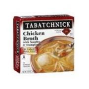 Tabatchnick Chicken Broth with Noodle and Dumpling, 15 Ounce -- 12 per case.