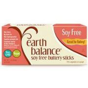 Earth Balance Soy Free Buttery Sticks, 16 Ounce -- 18 per case