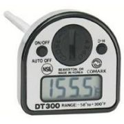 Comark Water Resistant Pocket Digital Food Thermometer - (-40 to 150) Degree Celsius -- 7 per case