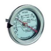 Comark Dial Meat Thermometer - NSF, 2.75 inch Dial -- 18 per case