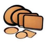Tray Cork-Lined Laminated Round 16 Inch -- 12 Per Case