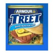 Pinnacle Foods Armour Star Meat Luncheon Lite Treet, 12 Ounce -- 12 per case.