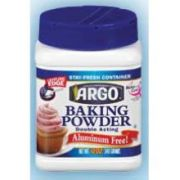 Argo Baking Powder, 12 Ounce -- 12 per case.