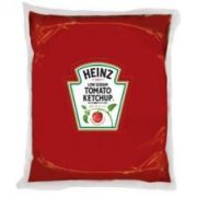 Heinz Low Sodium Ketchup, 114 Ounce -- 1 each.