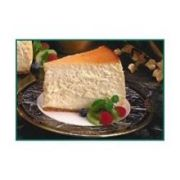 Lawlers Desserts Colossal New York Cheesecake - 12 Cut, 108 Ounce -- 4 per case.
