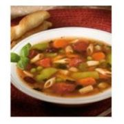 Campbells Minestrone Soup, 4 Pound -- 3 per case.