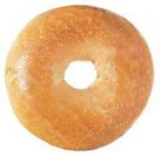 Sara Lee Plain Bagel, 3 Ounce -- 72 per case.