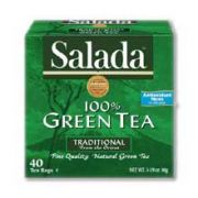 Green Tea, 40 Ct -- 6 Per Case.