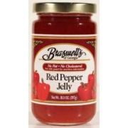 Braswells 283 Red Pepper Jelly, 10.5 Ounce -- 6 per case.