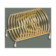 Winco Brass Plated Check Caddy, 3 inch Diameter -- 1 each.