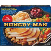 Hungry Man Turkey Breast, 16.5 Ounce -- 8 per case.