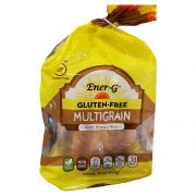Ener-G Foods Gluten Free Multigrain With Brown Rice Loaf, 16 Ounce -- 6 Per Case