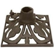 Hollowick Deep Charcoal Torch Stand, 9 x 4 3/4 inch -- 1 each.