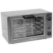 Equipex Sirocco Quarter Size Countertop Convection Oven, 22 x 18 1/2 x 13 inch -- 1 each.