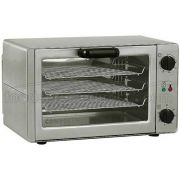 Equipex Pinnacle Half Size Convection Oven, 24 x 24 x 24 inch -- 1 each.