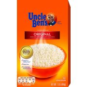 Rice Uncle Bens Converted Brand 12 Case 1 Pound
