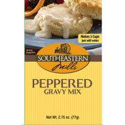 Southeastern Mills Pepper Gravy Mix, 2.75 Ounce -- 24 per case.