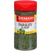 Zatarains Parsley Flakes, 1 Ounce -- 12 per case.