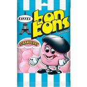 Eiffel Bon Bons Strawberry Chewy Candy, 4 Ounce -- 12 per case.