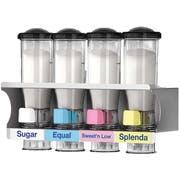 Server Quad Sweet Station Dispenser, 14 Ounce -- 1 each