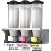 Server Triple Sweet Station Dispenser, 24 Ounce -- 1 each
