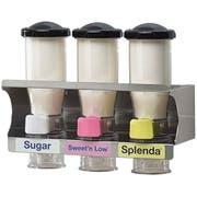Server Triple Sweet Station Dispenser, 14 Ounce -- 1 each