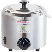 Server FS-2 Small Food Warmer with Euro Plug, 1.4 Liter -- 1 each