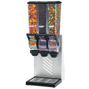 Server SlimLine Triple Countertop Dry Food and Candy Dispenser, 2 Liter -- 1 each